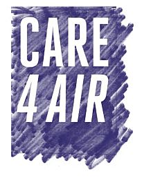 Logo der [SPRACHE en;CARE4AIR] - Kampagne